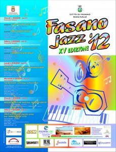 fasano jazz 2012