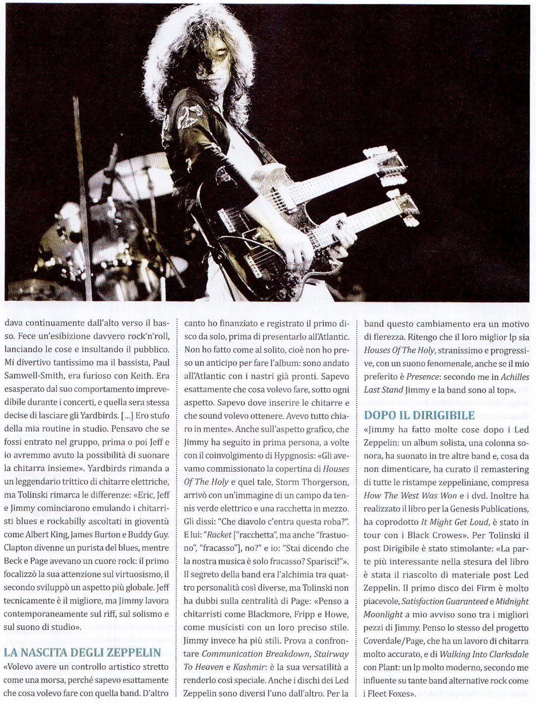 Tolinski Page Jam gen. 2013 2
