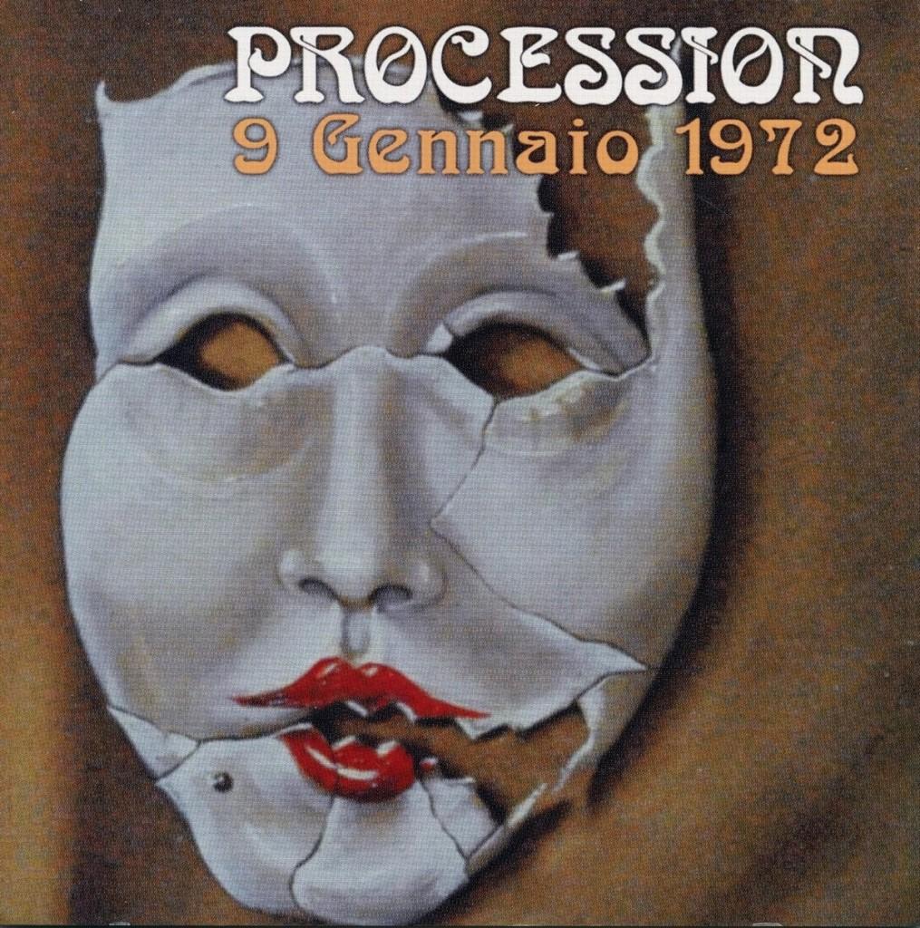 Procession 9 gennaio 1972