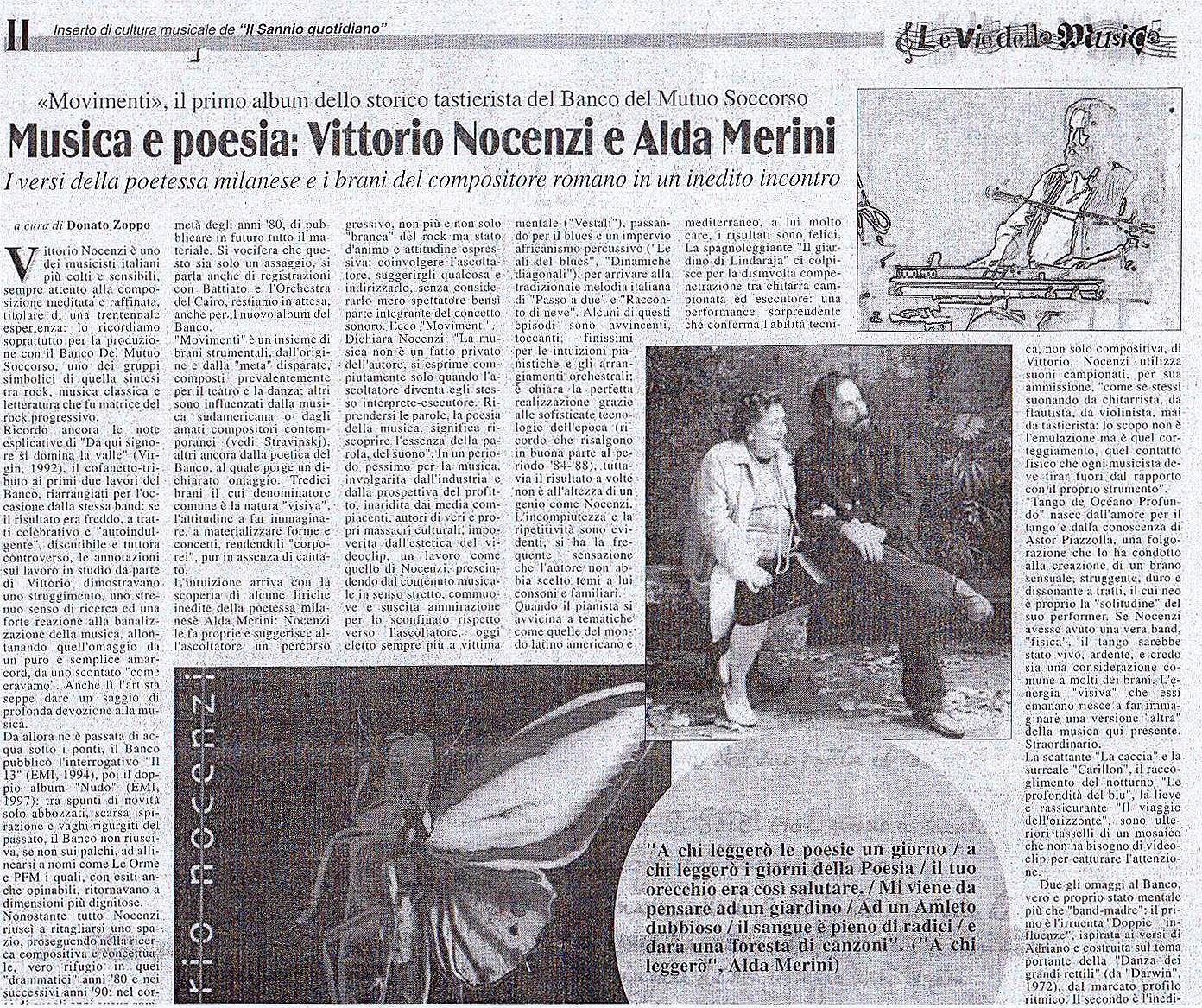 VDM 14 marzo 2003