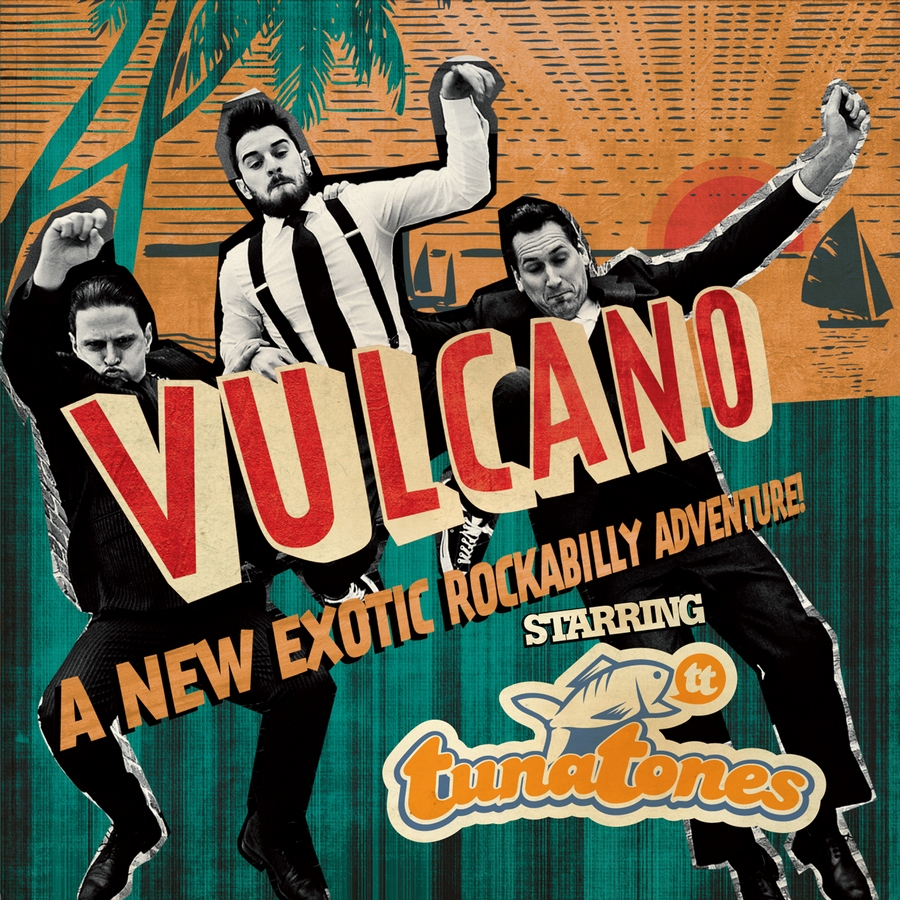Vulcano front cover
