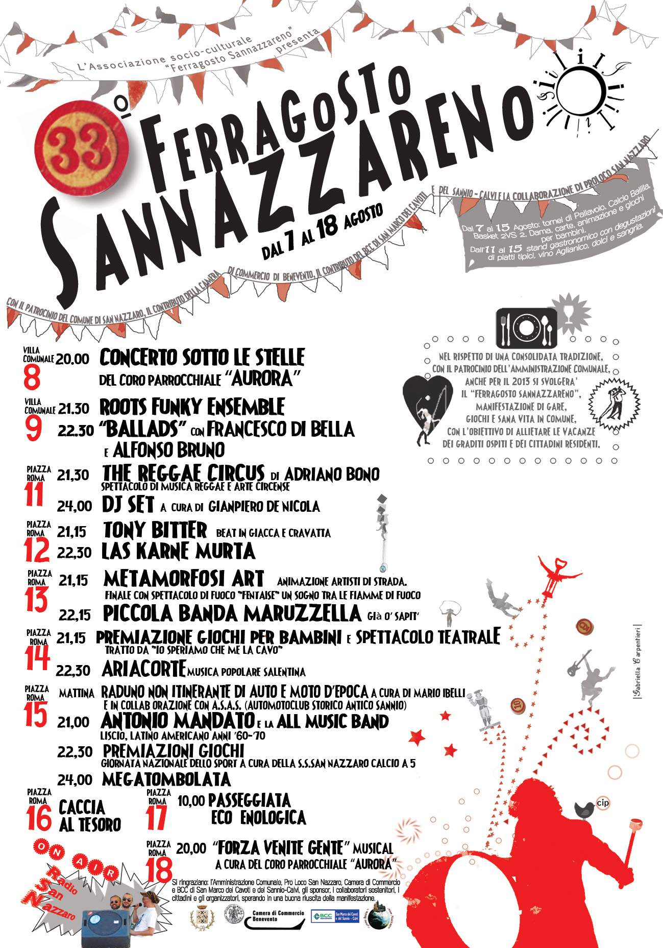 Ferragosto Sannazzareno 2013