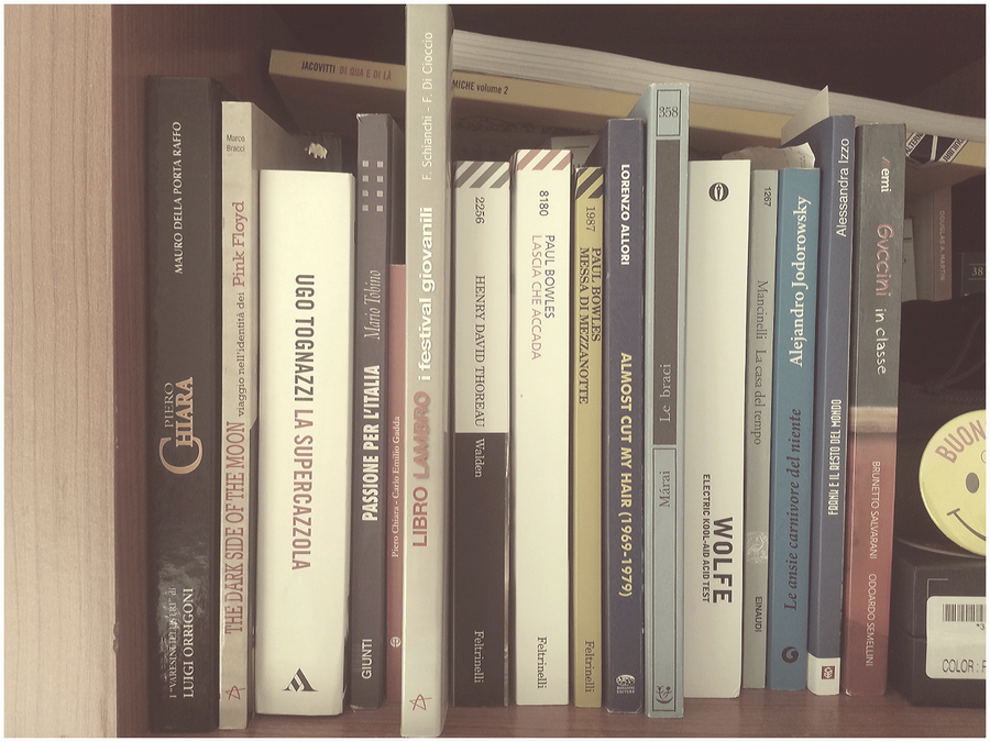 Books and points of view 22 dicembre