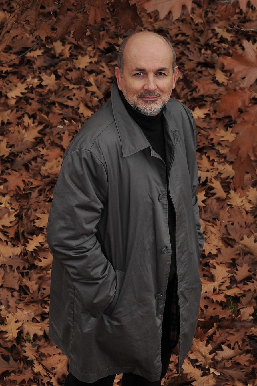 L'autore Claudio Sottocornola