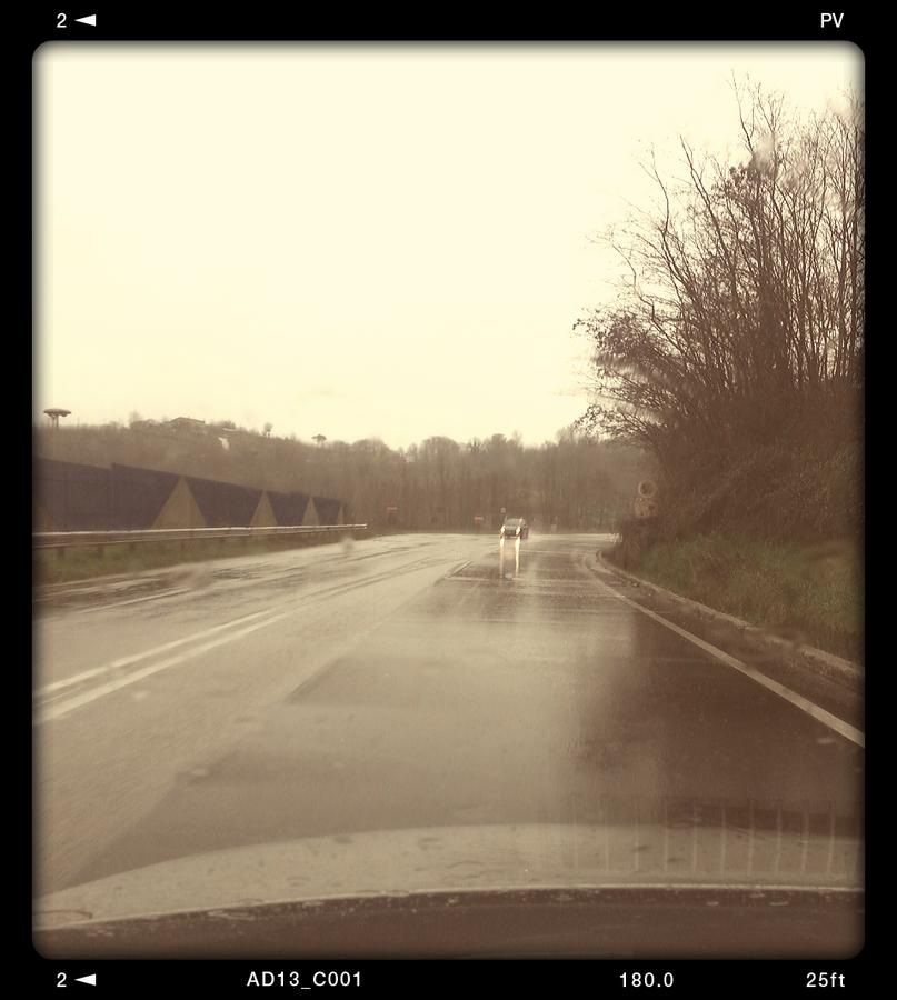 Irpinia rain 9 febbraio