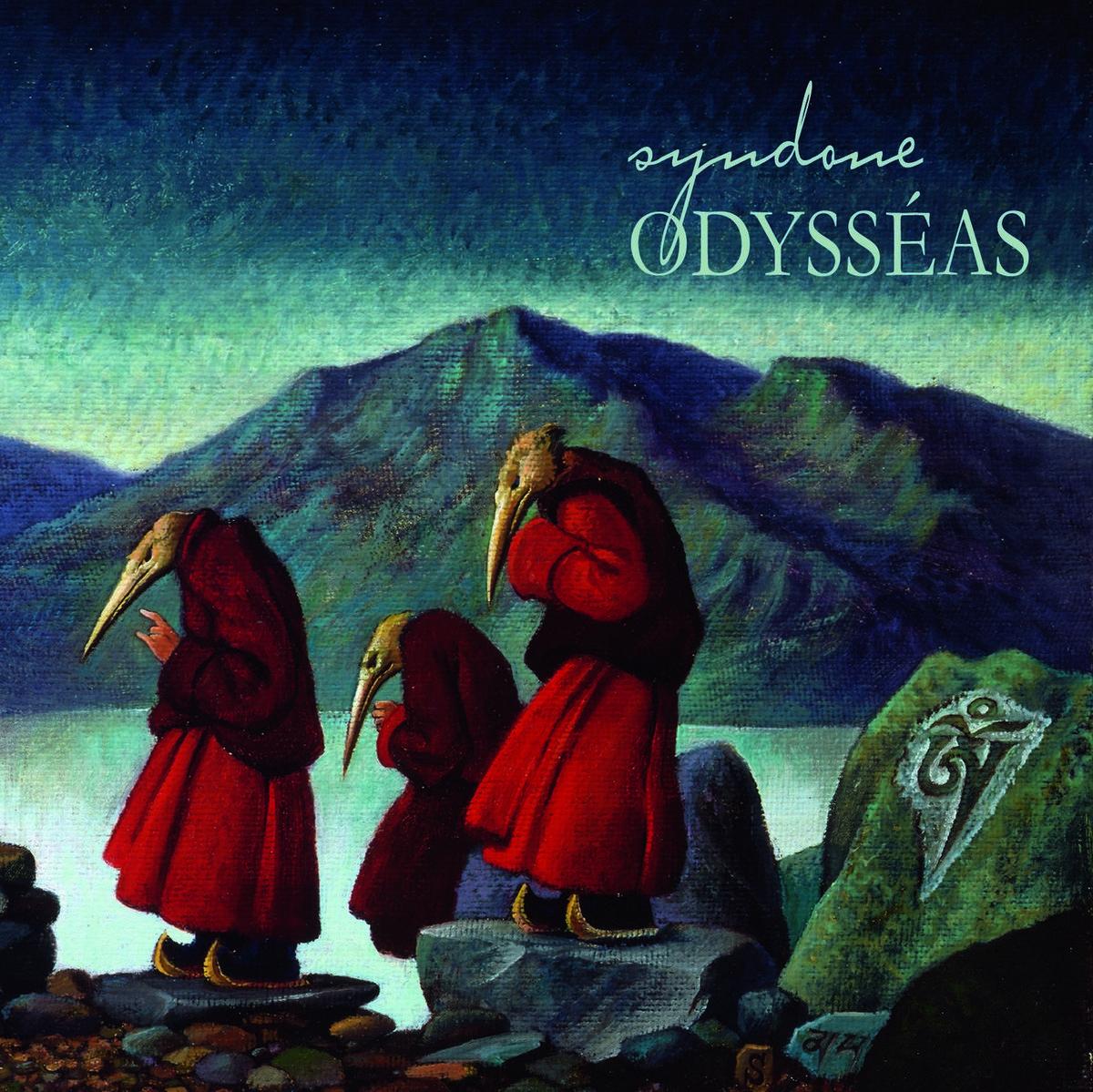 Odysséas cover