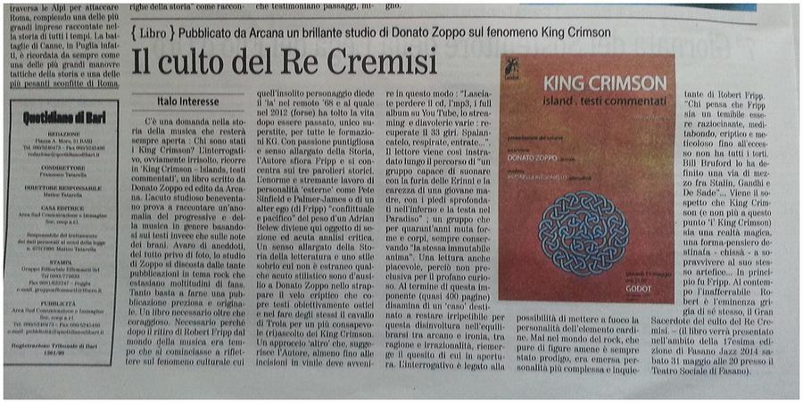 KC_QuotidianoBari_29maggio
