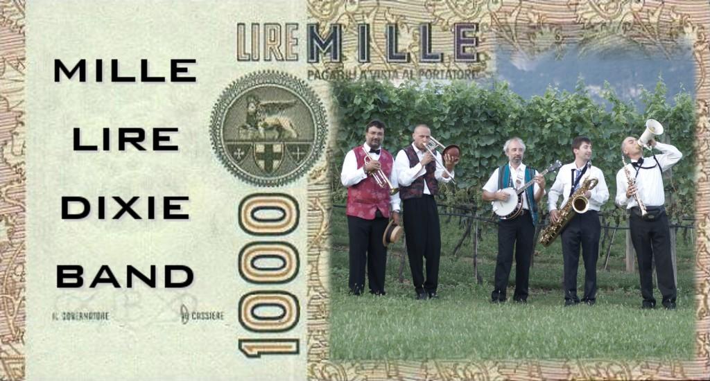Mille Lire dixie Band