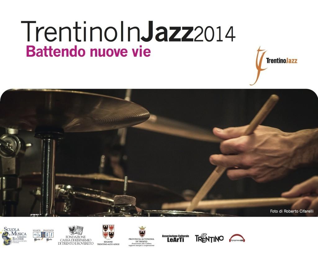 TrentinoInJazz 2014 logo