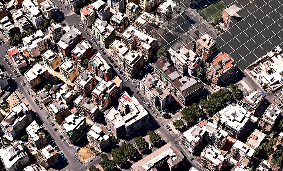 Domenico Cornacchion e - Paesaggi Urbani in Evoluzione 4 - 2014