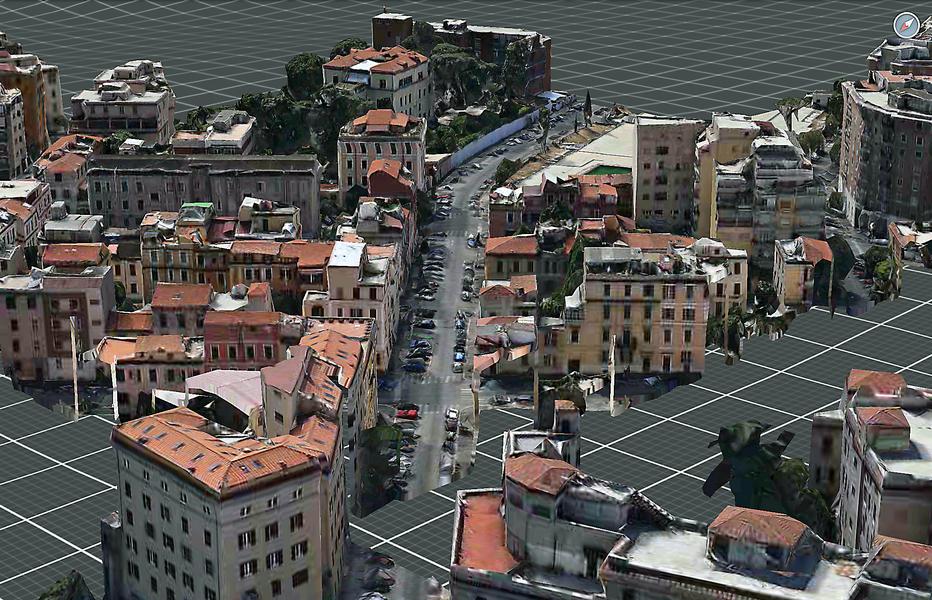 Domenico Cornacchion e - Paesaggi Urbani in Evoluzione 43 - 2014