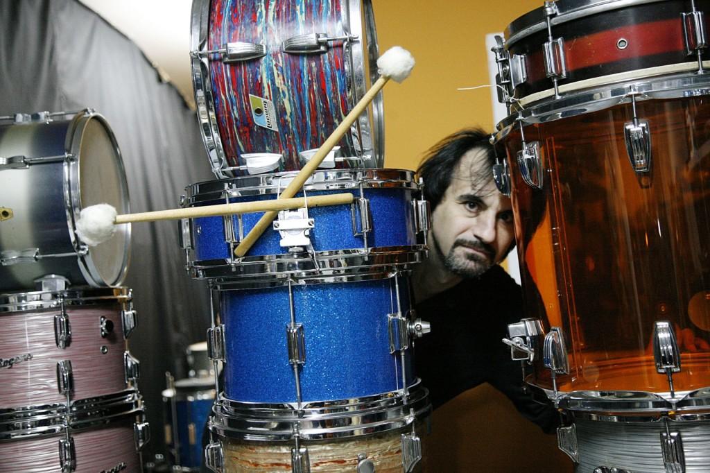 Fasano Brindisi Il batterista Antonio Di Lorenzo