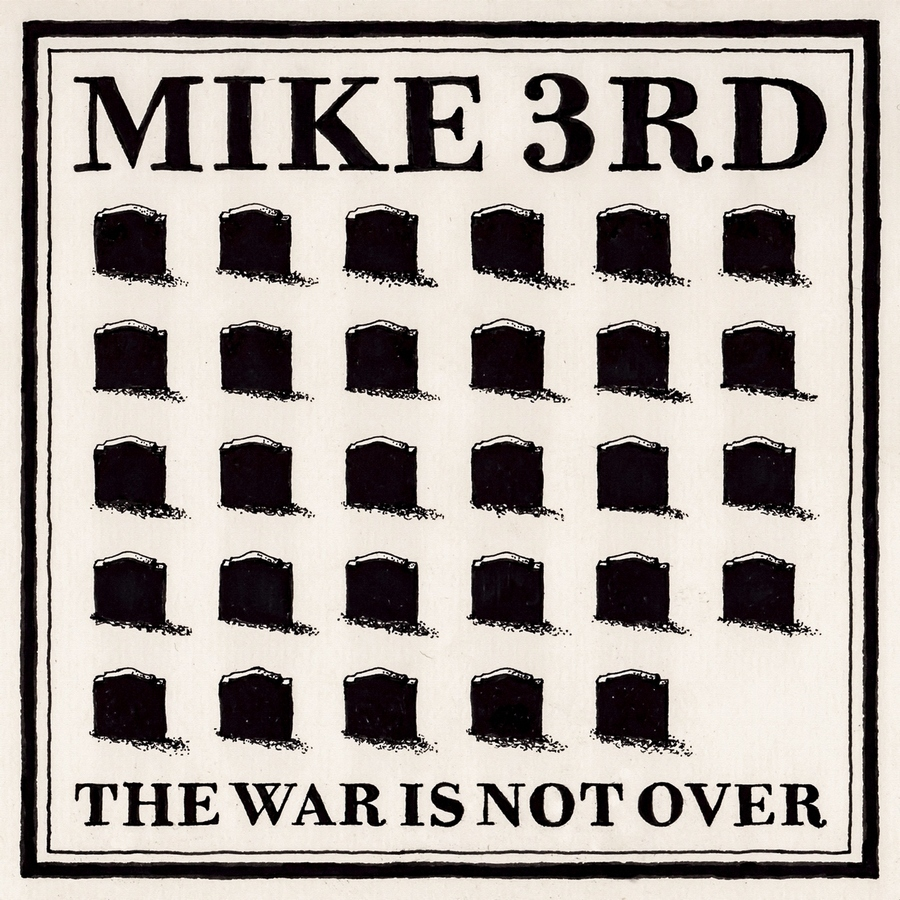 The War Is Not Over cover