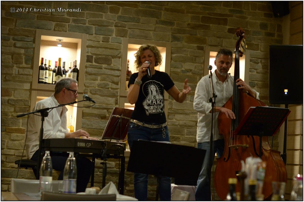 Jazz unjazz trio