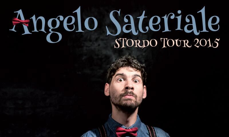 Mezza Locandina STORDO tour