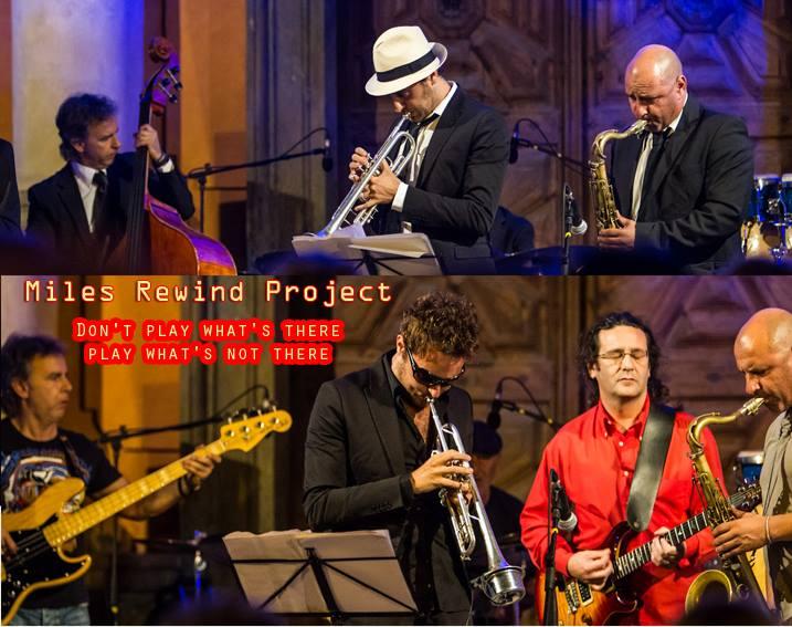Miles Rewind Project