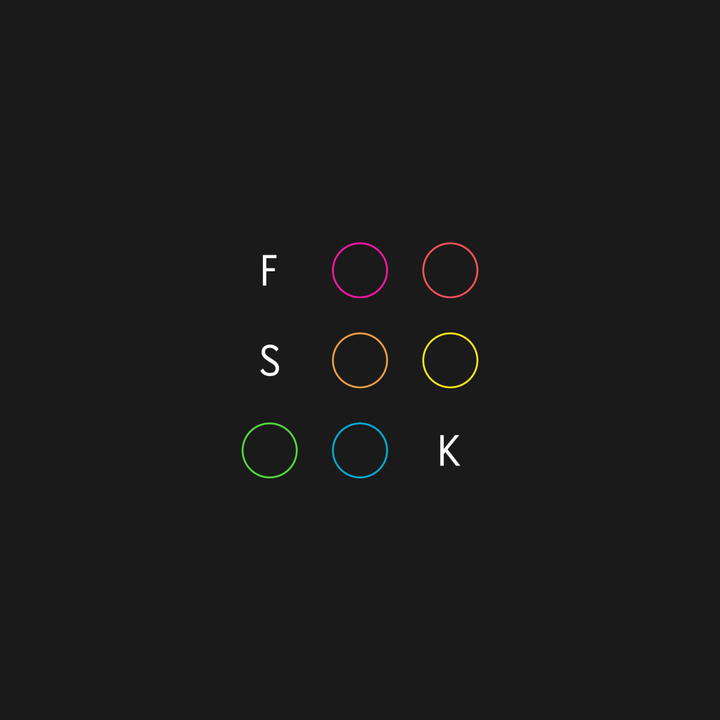 Forsqueak - FSK - album cover