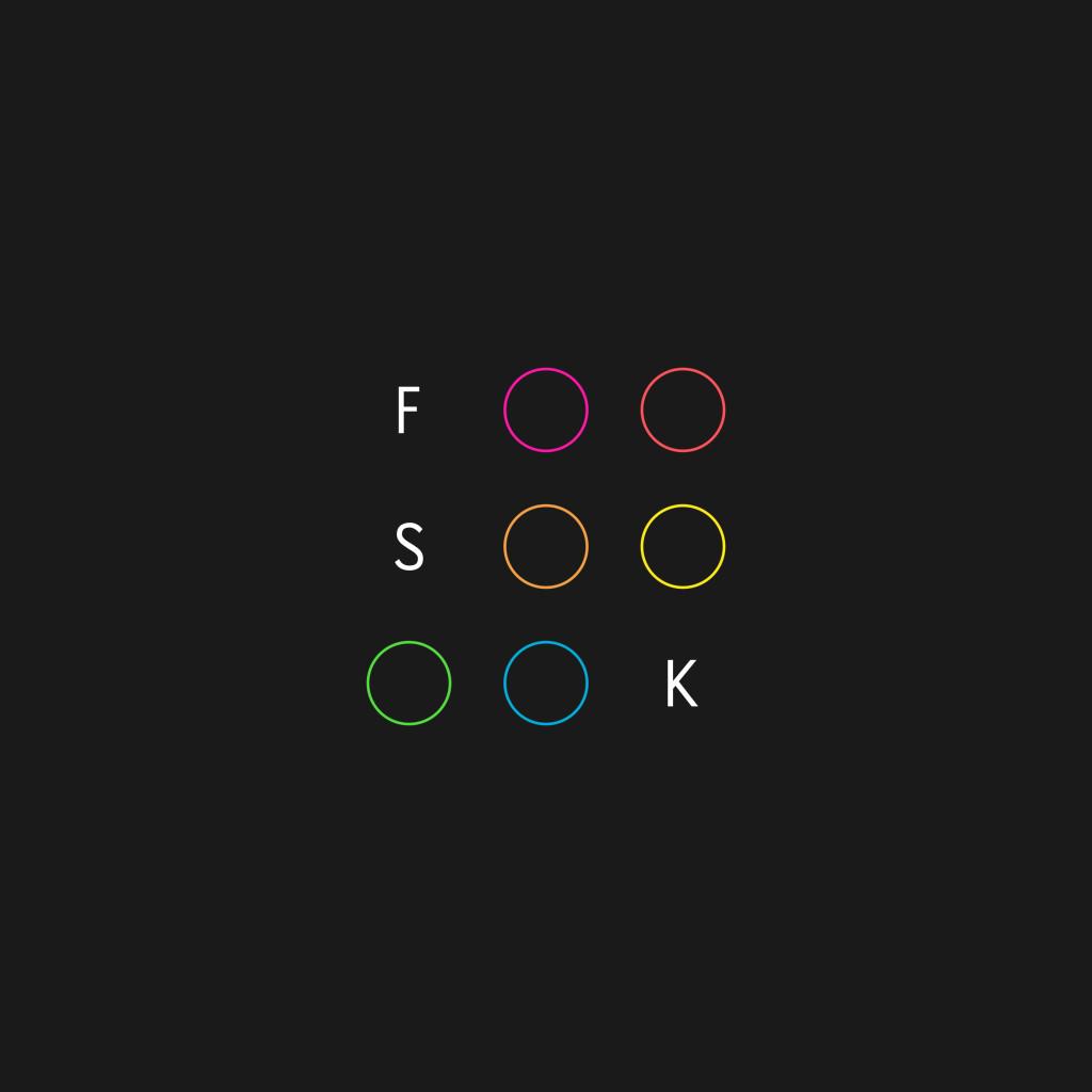 Forsqueak - FSK - album cover